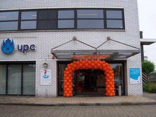 ballonnenboog Nijmegen