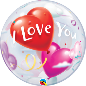 "I Love You ""Bubble"""
