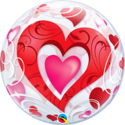 ballon versturen Moederdag Valentijnsdag