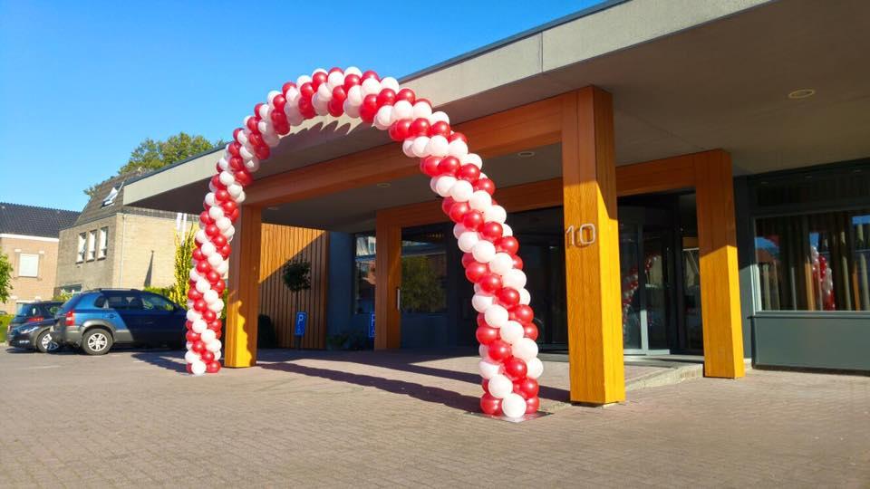 Ballonnenboog Nijkerk