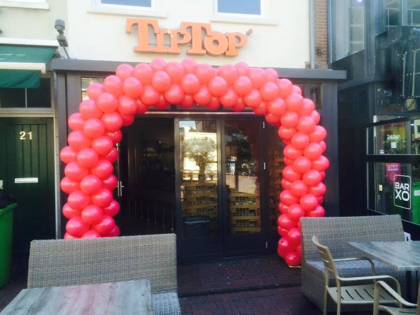 Ballonnenboog Arnhem