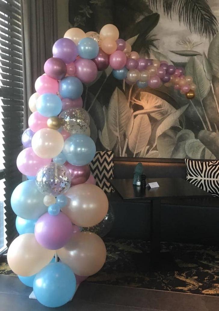 Organic ballondecoraties