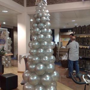 Kerstboom (ballonnen)