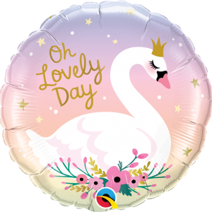 O lovely day Swan