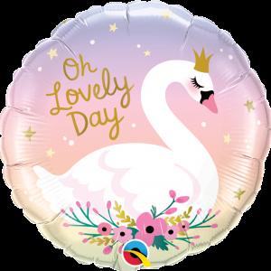 O lovely day Swan