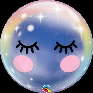 Eyelashes Single Bubble