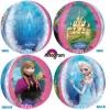 Frozen ballon Orbz (ronde ballon)