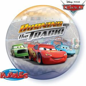 Cars Bubble ballon
