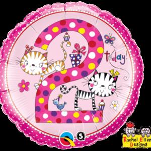 2e verjaardag – Rachel Ellen Kittens