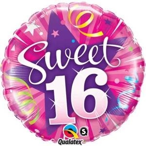 Sweet 16 shining Star
