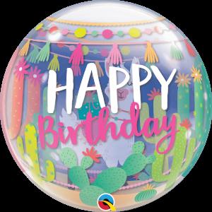 Happy Birthday Bubble – Lama