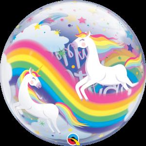 Happy Birthday bubble UniCorn :)