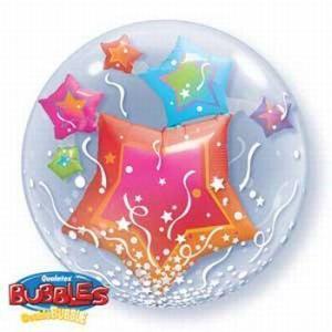 Stars & Streamers – 3D ballon