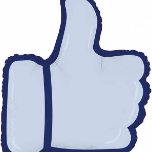 Thumb UP – Facebook duim :)