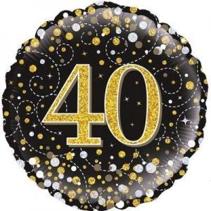 Ballon 40 – Sparkling Fizz