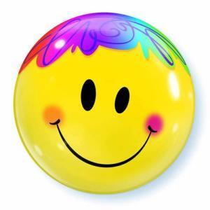 Bright Smiley Face – Bubble