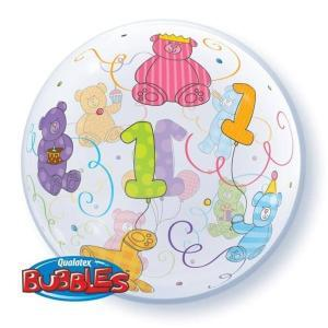 Age 1 – Teddy Bears – Bubble
