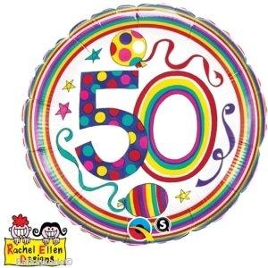Ballon vijftig