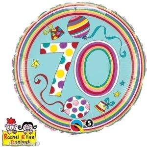 Ballon zeventig