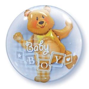 It's a boy – Unieke 3D ballon