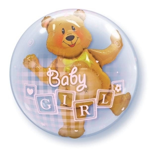 It's a Girl – Unieke 3D ballon