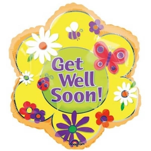 Get Well Soon flower