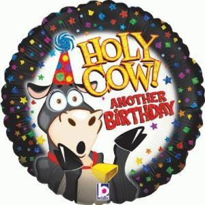 Holy Cow – It's your birthday