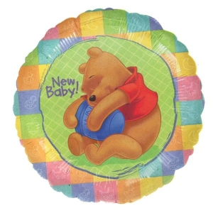 Winnie the Pooh baby