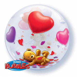 Floating Teddy – Bubble